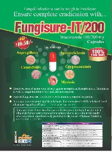 Fungisure-IT200mg Capsules
