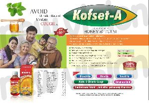 Kofset-A Cough Tonic