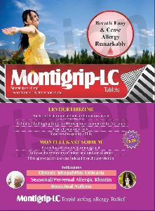 Montigrip-LC Tablets