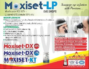Moxiset-LP Eye Drops