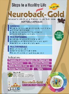 Neuroback Gold Softgel Capsules