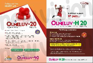Olmeluv-20mg Tablets