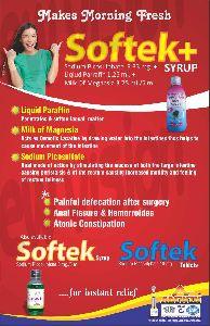 Softek+ Syrup