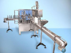Fully Auto Pet Bottle Rinsing Filling and Capping Machine