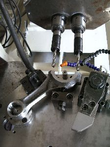 2 Spindle Tapping Spm for Tata Motors