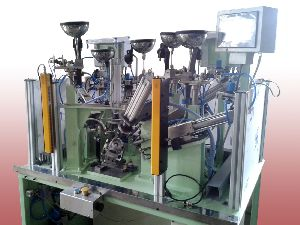 Ball Pressing Machine For Carburetor