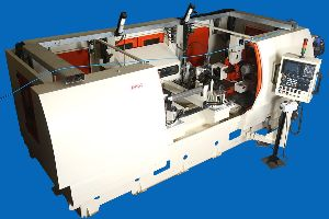 Special Purpose CNC Milling and Deburring Machine for RTB