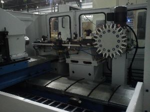 Special Purpose CNC with ATC for Crank Case Operation Machine