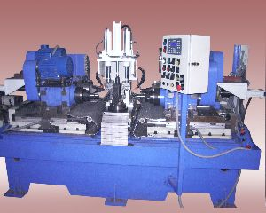 Special Purpose CNC Yoke Boring and Grooving Machine