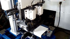 Special Purpose Lock Cylinder Drilling Machine