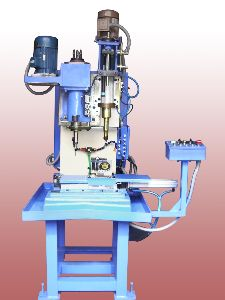 Shuttle Type Drill Tapp Machine