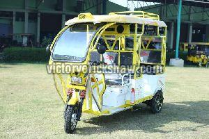 Victory Super Deluxe Battery Operated E Rickshaw