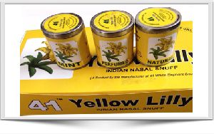 Yellow Lilly Snuff  01