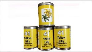 Yellow Lilly Snuff  02