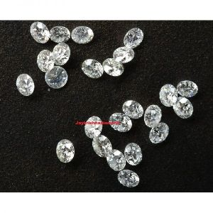 Loose Round White Diamonds