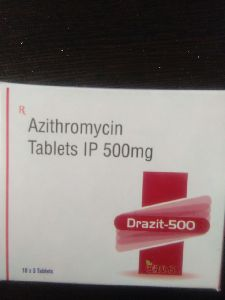 Azithromycin 500mg Tablets IP
