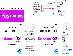 Cefoperazone & Sulbactam Injection