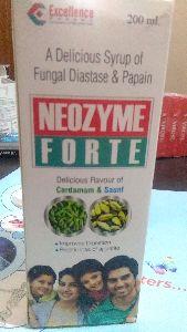 Fungal Diastase & Papain Syrup