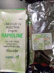 linezolid I.V. Injection
