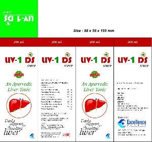 Liv-1 DS Liver Syrup