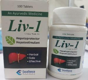 Liv-1 Liver Tablets