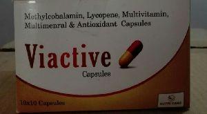 Methylcobalamin, Lycopene, Multivitamin, Multimineral & Antioxidant Capsules