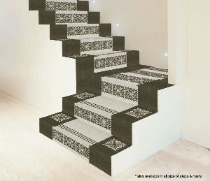 3.25 Ft Wooden Step Riser Tiles 02