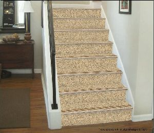 3.25 Ft Wooden Step Riser Tiles 07