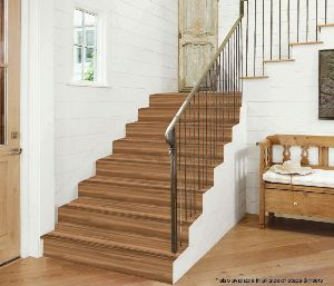3.25 Ft Wooden Step Riser Tiles 10