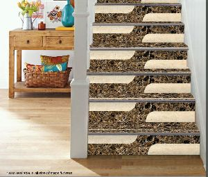 3 Ft Double Colour Step Riser Tiles 02