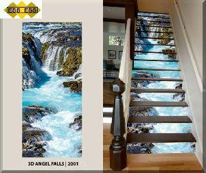 3D Step Risers Tiles 01