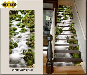 3D Step Risers Tiles 02