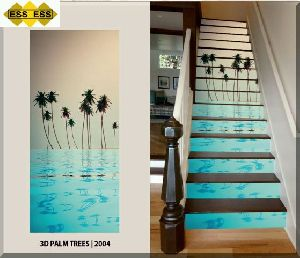 3D Step Risers Tiles 04