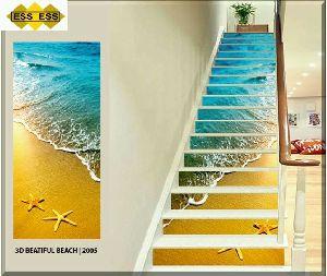3D Step Risers Tiles 05
