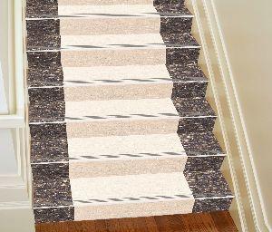4 Ft Double Colour Step Riser Tiles 03