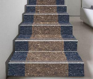 4 Ft Double Colour Step Riser Tiles 06
