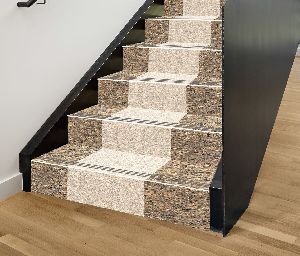 4 Ft Double Colour Step Riser Tiles 08