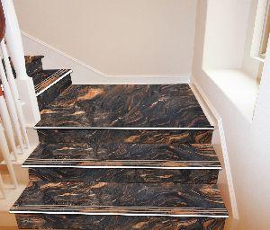 4 Ft High Gloss Step Riser Tiles 05