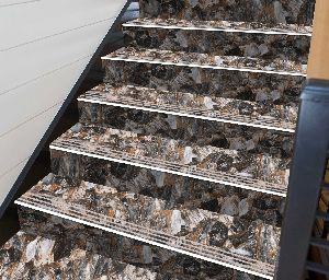 4 Ft High Gloss Step Riser Tiles 08