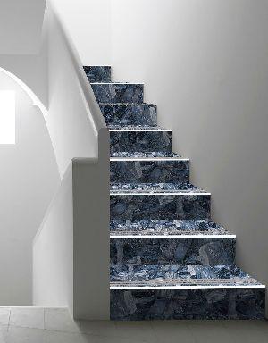 4 Ft High Gloss Step Riser Tiles 09