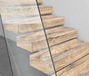 4 Ft Wooden Step Riser Tiles 08