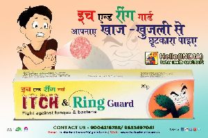 Itch & Ring Guard Cream