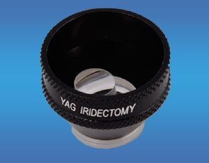 Iridectomy Lens