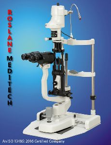 Slit lamp With two Steps Magnification