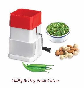 Stainless Steel Chilli & Dry Fruit Cutter