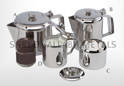 Stainless Steel Tea Pots/Sets