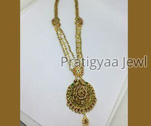 Gold Long Chain 03