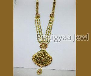 Gold Long Chain 05