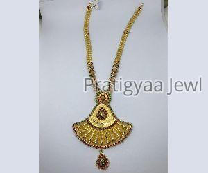 Gold Long Chain 08