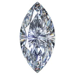 Marquise Shaped Lab Grown Diamond